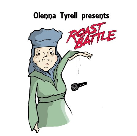 Olenna Tyrell, the master of burn.