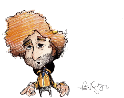 Gene Wilder (The Waco Kid)
